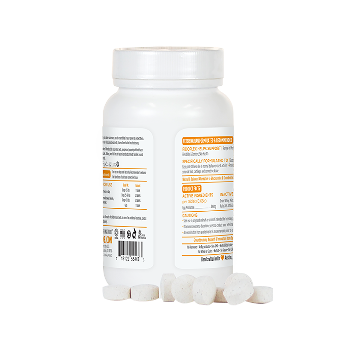 Fidoplex Hip & Joint Supplement - Back