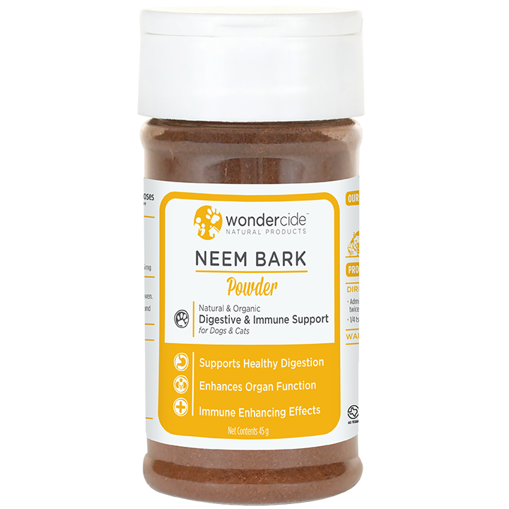 Neem Bark Powder for Digestive & Immune System Support