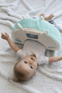 Snuggwugg Baby pillow Dream Big Perfect for diaper changing