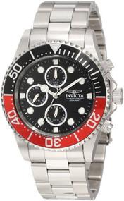 Invicta Men's 1770 Pro Diver Collection Chronograph Watch [Watch] Invicta