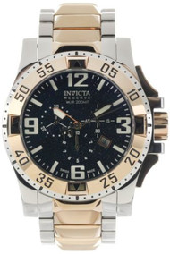 Invicta Men's 0204 Reserve Collection Excursion Chronograph Stainless Steel W...