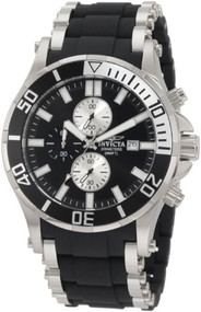 Invicta Men's 1476 Sea Spider Collection Scuba Chronograph Watch [Watch] Invicta