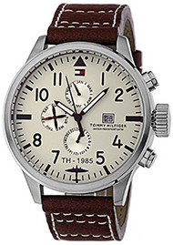 Tommy Hilfiger Men's 1790684 Sport Multi Eye Stainless Steel Watch