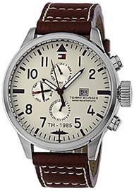 Tommy Hilfiger Men's 1790684 Sport Multi Eye Stainless Steel Watch