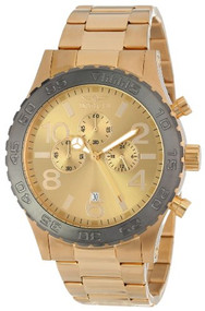 Invicta Men's 15160 Specialty Chronograph 18k Gold Ion-Plated Stainless Steel...