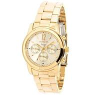 Invicta Women's 12551 Angel Analog Display Swiss Quartz Gold Watch [Watch] In...