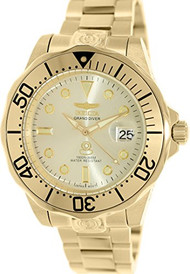 Invicta Men's 3051 Pro Diver Collection Stainless Steel Automatic Dive Watc...