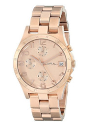 Marc by Marc Women's MBM3074 Gold Stainless-Steel Quartz Watch [Watch] Marc b...