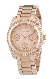 Michael Kors Women's MK5613 Blair Rose gold Watch [Watch] Michael Kors