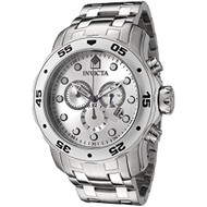 Invicta Men's 0071 Pro Diver Collection Chronograph Stainless Steel Watch Inv...