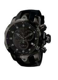 Invicta Men's 6051 Venom Reserve Black Chronograph Watch