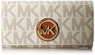 Michael Kors Fulton Carryall Women's  Leather Wallet