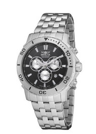 Invicta 6789 Men's Pro Driver Collections Chronograph Stainless Steel Watch