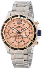 Invicta Men's 13977 Specialty Analog Display Japanese Quartz Two Tone Watch I...
