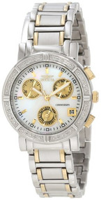 Invicta Women's 4719 II Collection Limited Edition Diamond Two-Tone Watch Inv...