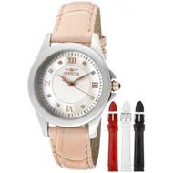 Invicta Women's 12544 Angel Analog type Swiss-quartz Pink Watch [Watch] Invicta
