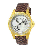Invicta Angel Mother of Pearl Dial Ladies Watch 23645 …