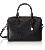 Michael Kors Mercer Leather Medium Duffle  30H6GM9U2L-001