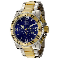 Invicta Men's 0206 Reserve Collection Excursion Chronograph Stainless Steel W...
