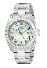 Invicta Women's 20315 Angel Silver-Tone Stainless Steel Watch