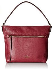 kate spade new york Cobble Hill Teagan, Merlot PXRU6478-632