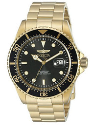 Invicta Men's 'Pro Diver' Quartz Stainless Steel Casual Watch (Model: 22062) …