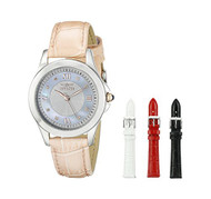 Invicta Women's 19655 Angel Analog Display Japanese Quartz Pink Watch