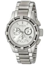 Invicta Women's 12459 Bolt Analog Display Swiss Quartz Silver Watch