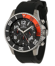 """Invicta Men's 13727 """"Pro Diver"""" Stainless Steel Watch with Black Band …"""