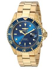 Invicta Men's 'Pro Diver' Quartz and Stainless Steel Diving Watch, Color:Gold-Toned (Model: 23388) …