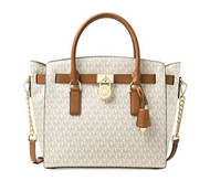 MICHAEL Michael Kors Studio Hamilton Large East West Satchel 30T7GHMS7B-150