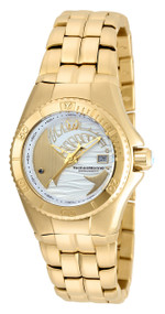 Technomarine Women's Cruise Quartz Stainless Steel Casual Watch Gold-Toned TM-115200