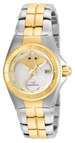 TechnoMarine Women's 'Cruise' Quartz Stainless Steel Casual Watch Two Tone TM-115187