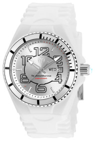Technomarine Men's TM-115139 Cruise JellyFish Quartz Silver Dial Watch