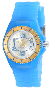 Technomarine Women's TM-115130 Cruise JellyFish Quartz Silver Dial Watch