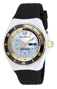 Technomarine Women's TM-115118 Sea Manta Quartz White Dial Watch