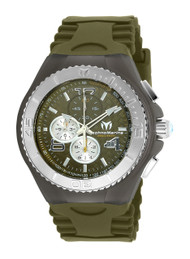 Technomarine Men's TM-115115 Cruise JellyFish Quartz Green Dial Watch