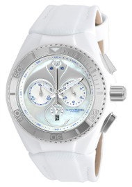 Technomarine Unisex TM-115068 Cruise Dream Quartz Chronograph White Dial Watch