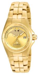 TechnoMarine Women's TM-115186 Cruise Dream Swiss Gold Dial Watch