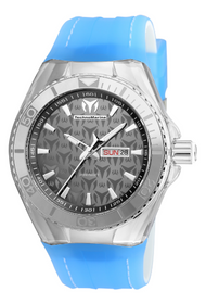 Technomarine Men's TM-115065 Cruise Monogram Quartz Grey Dial Watch