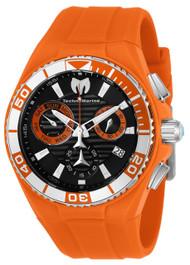 Technomarine Men's TM-115178 Cruise Quartz Black Dial Watch