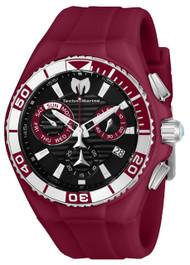 Technomarine Men's TM-115179 Cruise Quartz Black Dial Watch