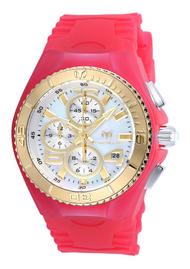 Technomarine Women's TM-115264 Cruise JellyFish Quartz 3 Hand White Dial Watch