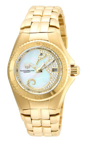 TechnoMarine Women's TM-115287 Cruise Dream Quartz 3 Hand White Dial Watch