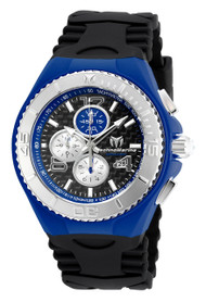 Technomarine Men's TM-115297 Cruise JellyFish Quartz Black Dial Watch