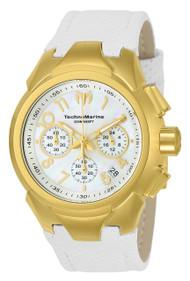 TechnoMarine Women's TM-715032 Sea Dream Quartz  White Dial Watch