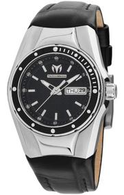 Technomarine Women's TM-115386 Cruise Quartz Black Dial Watch