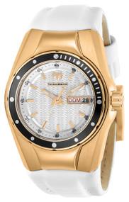 Technomarine Women's TM-115390 Cruise Quartz Silver Dial Watch