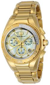 Technomarine Women's TM-215032 Manta Neo Classic Quartz White Dial Watch
