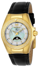 Technomarine Women's TM-416020 Eva Longoria Quartz 3 Hand White Dial Watch